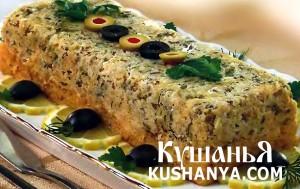 Фото Судак, запеченный с сыром