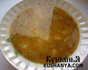 Суп гороховый (без масла) фото
