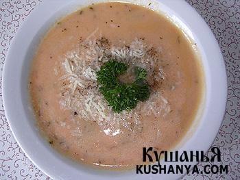 Фото Томатный суп-пюре