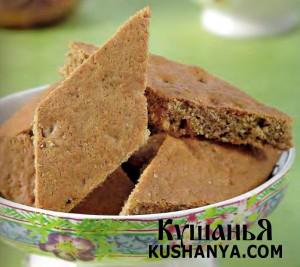 Печенье кантуччи с кофе фото