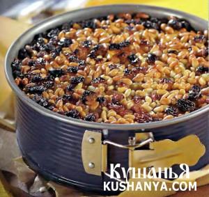 Пирог «Кастаньяччо» фото