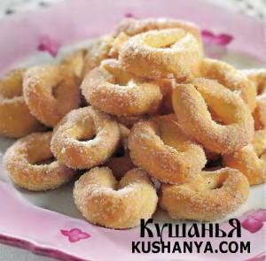Быстрое печенье торчетти из Сан-Винсента фото