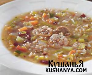 Суп «Паниска» по-новарски фото
