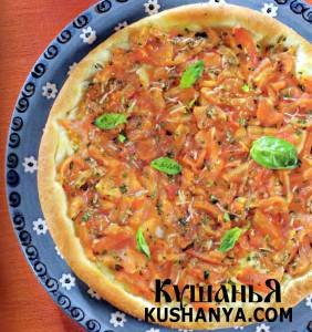Неаполитанская пицца фото