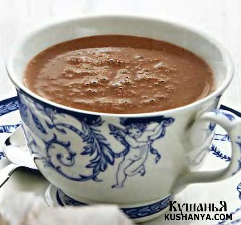 Фото Классическое какао