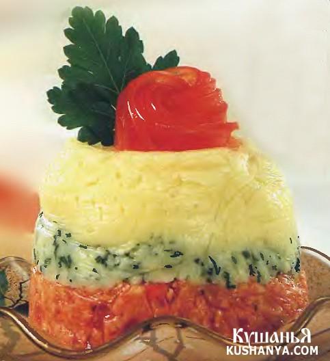 Фото Сыр с овощами