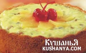 Торт творожный фото