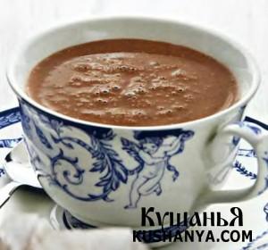 Классическое какао фото