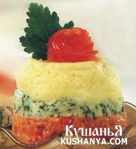 Сыр с овощами фото