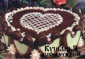 Торт «Ноктюрн» фото