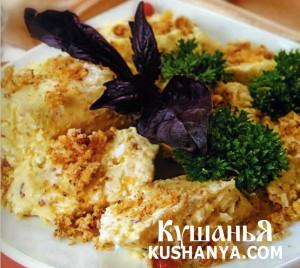 Фото Пикантная закуска из брынзы