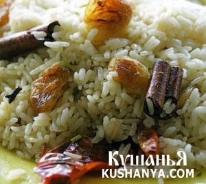 Фото Ароматный рис