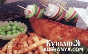 Котлеты по-киевски фото