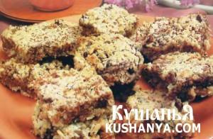 Печенье из крекеров фото