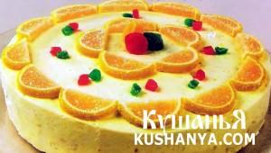 Торт «Престиж» (в микроволновке) фото