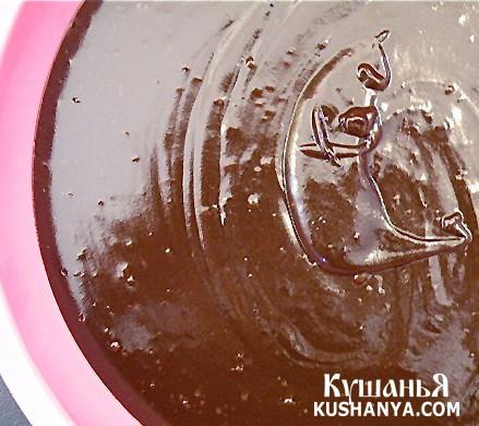 Фото Шоколадная глазурь