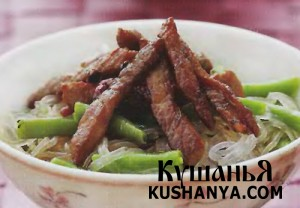 Пекинский летний салат фото
