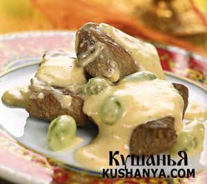 Фото Баранина с кишмишем (индийский рецепт)