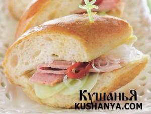 Сэндвичи по-вьетнамски фото