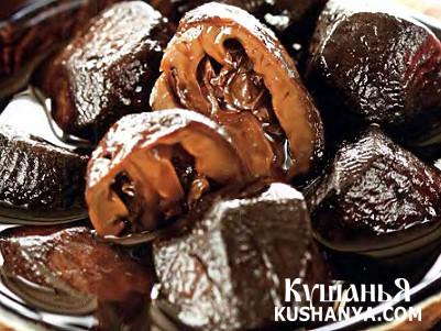Фото Варенье из грецких орехов