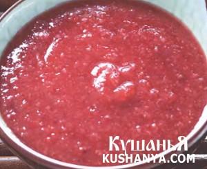 Фото Китайский сливовый соус