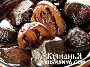 Варенье из грецких орехов фото