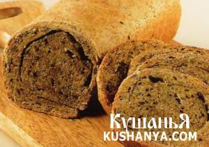 Бездрожжевой хлеб (в микроволновке) фото
