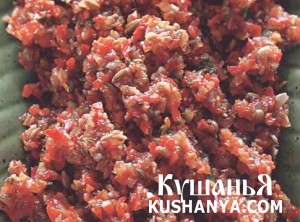 Фото Красная тайская паста карри
