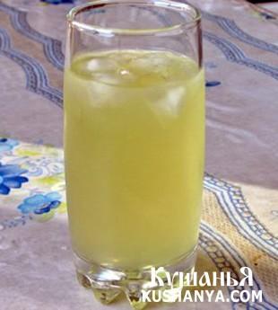 Фото Лимонный напиток
