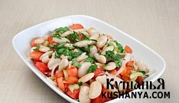 Фото Постный салат