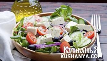 Фото Греческий салат