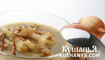 Фото Луковый суп