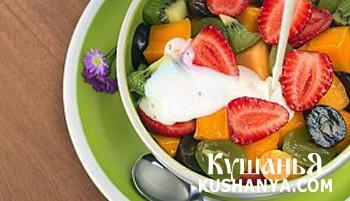 Фото Фруктовый салат