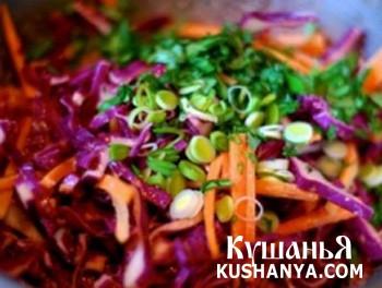 Фото Летний салат