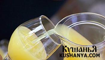 Фото Ананасовый напиток