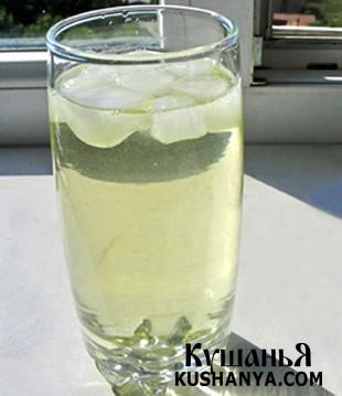 Фото Мятный напиток