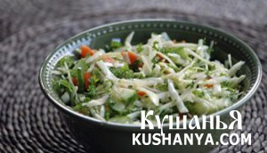 Фото Очищающий салат