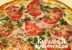 Фото Быстрая пицца