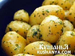 Фото Провансальская картошка