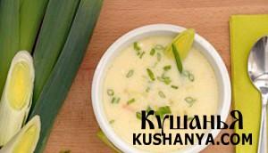 Суп «Вишисуаз» фото