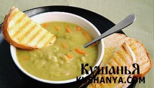 Диетический гороховый суп фото