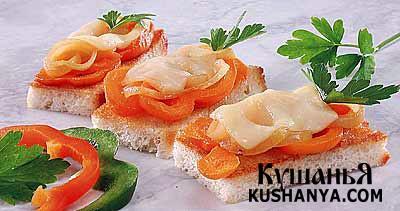 Фото Испанские сэндвичи