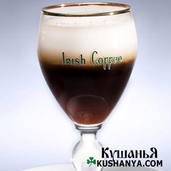 Фото Коктейль «Ирландский кофе»