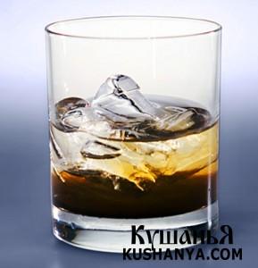 Коктейль «Черный русский» фото