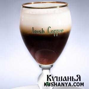 Коктейль «Ирландский кофе» фото