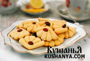 Печенье с майонезом фото