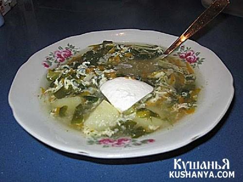 Фото Уха с овощами
