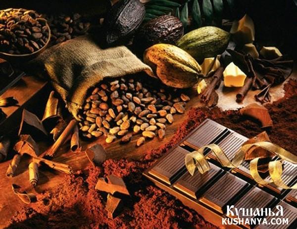 Фото История и виды шоколада
