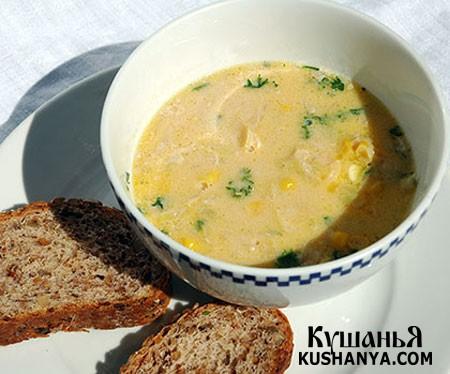 молочный суп с картошкой и капустой