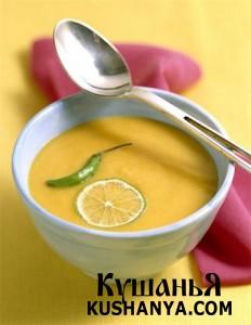 Суп молочный с запеченным рисом фото